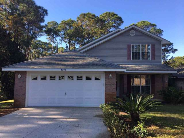 5005 Berkeley Forest Blvd, Gulf Breeze, FL 32563 (MLS #563835) :: Levin Rinke Realty