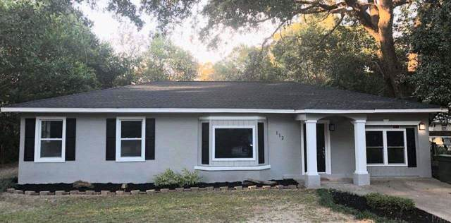 112 Hancock Ln, Pensacola, FL 32503 (MLS #563889) :: The Kathy Justice Team - Better Homes and Gardens Real Estate Main Street Properties