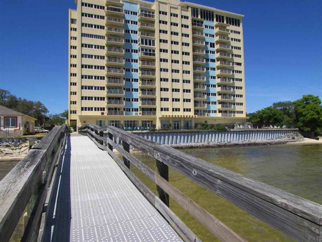 825 Bayshore Dr #405, Pensacola, FL 32507 (MLS #564697) :: Connell & Company Realty, Inc.