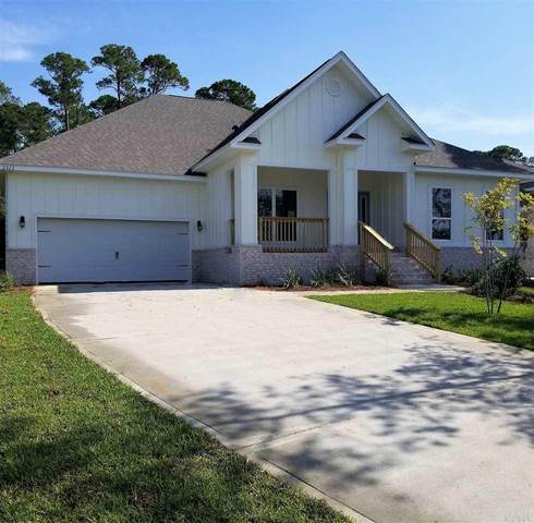 2812 Inverness Park Dr, Gulf Breeze, FL 32563 (MLS #565247) :: Connell & Company Realty, Inc.