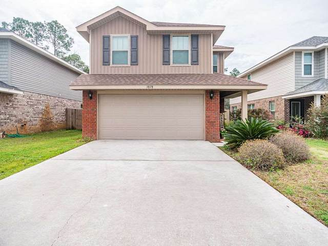 3878 Weatherstone Cir, Pensacola, FL 32507 (MLS #568042) :: The Kathy Justice Team - Better Homes and Gardens Real Estate Main Street Properties