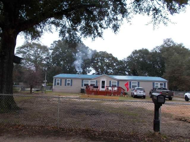 4380 Reinsma Rd, Milton, FL 32583 (MLS #568173) :: ResortQuest Real Estate