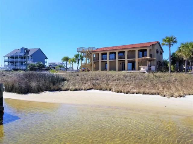 262 Sabine Dr, Pensacola Beach, FL 32561 (MLS #568261) :: Tonya Zimmern Team powered by Keller Williams Realty Gulf Coast