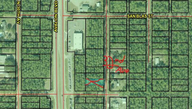 lot 11 blk 474 32ND AVE, Milton, FL 32583 (MLS #569180) :: Levin Rinke Realty