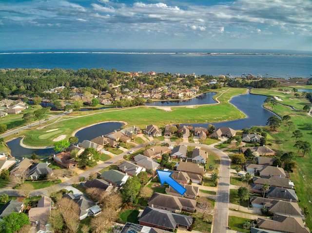 4148 Soundpointe Dr, Gulf Breeze, FL 32563 (MLS #569574) :: Levin Rinke Realty
