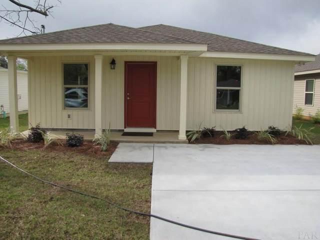 609 E Fisher St, Pensacola, FL 32503 (MLS #569626) :: Levin Rinke Realty