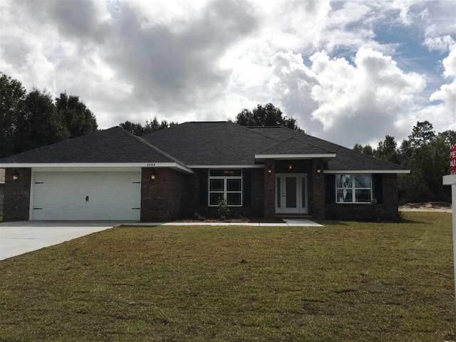 7393 Forestwood Dr, Milton, FL 32570 (MLS #569717) :: ResortQuest Real Estate