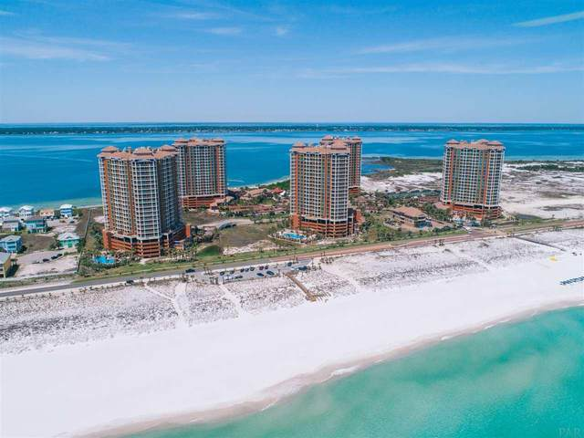 5 Portofino Dr #809, Pensacola Beach, FL 32561 (MLS #570246) :: ResortQuest Real Estate