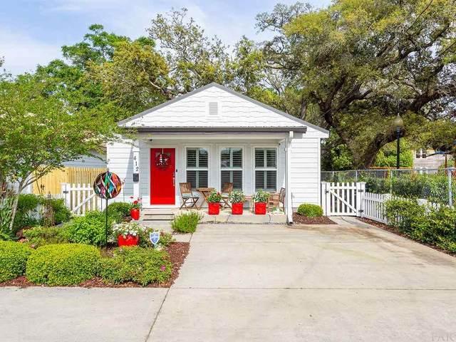 412 N Reus St, Pensacola, FL 32501 (MLS #570428) :: Levin Rinke Realty