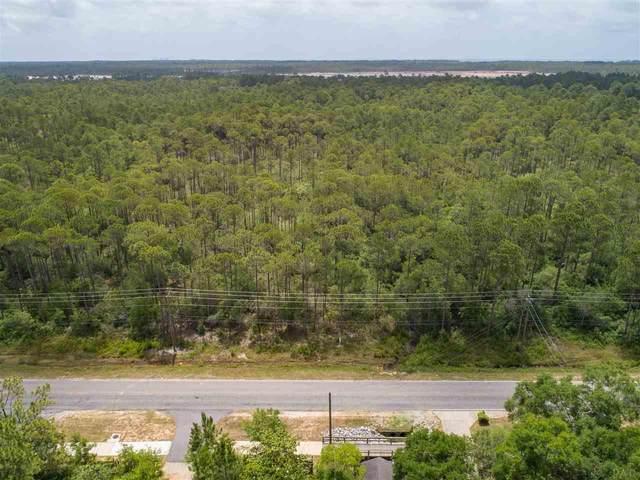 6181 East Bay Blvd, Gulf Breeze, FL 32563 (MLS #570569) :: Coldwell Banker Coastal Realty