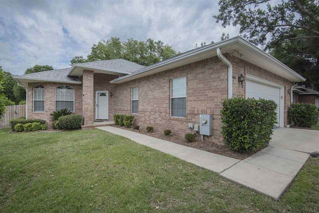5944 Hermitage Dr, Pensacola, FL 32504 (MLS #572164) :: Connell & Company Realty, Inc.