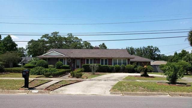 612 W Moreno St, Pensacola, FL 32501 (MLS #572432) :: Coldwell Banker Coastal Realty