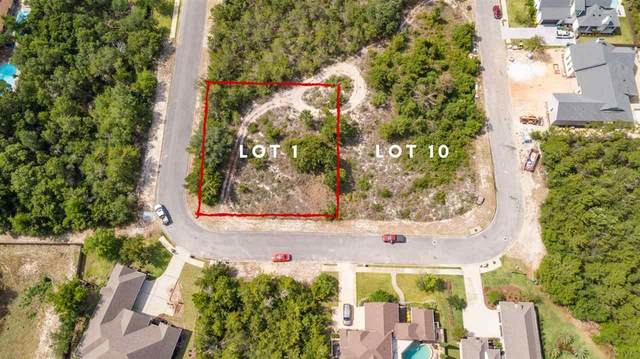LOT 1 Manor Cir, Gulf Breeze, FL 32563 (MLS #572484) :: Coldwell Banker Coastal Realty