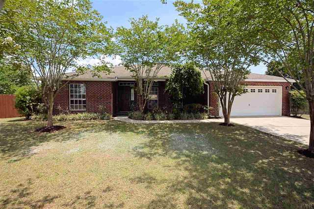 6735 Lauren Trace Ct, Milton, FL 32570 (MLS #572595) :: Connell & Company Realty, Inc.