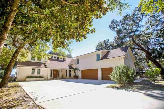 5454 E Oak Ridge Dr, Orange Beach, AL 36561 (MLS #573006) :: Connell & Company Realty, Inc.