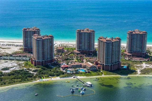1 Portofino Dr #1804, Pensacola Beach, FL 32561 (MLS #573135) :: ResortQuest Real Estate