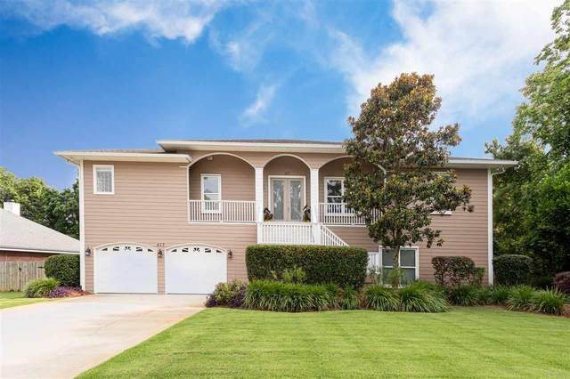 415 Williamsburg Dr, Gulf Breeze, FL 32561 (MLS #573415) :: Connell & Company Realty, Inc.