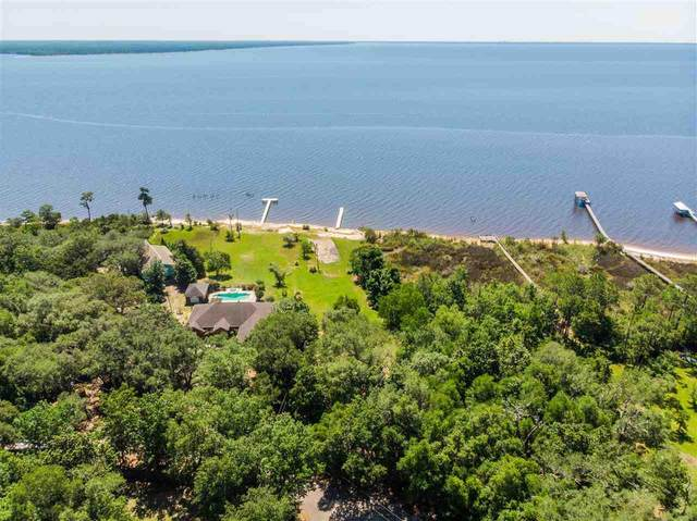 1933 Bay Oaks Cir, Milton, FL 32583 (MLS #573693) :: ResortQuest Real Estate