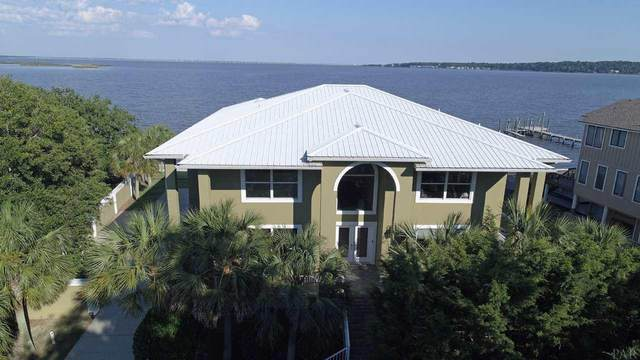 3699 Mackey Cove Dr, Pensacola, FL 32514 (MLS #573716) :: Connell & Company Realty, Inc.
