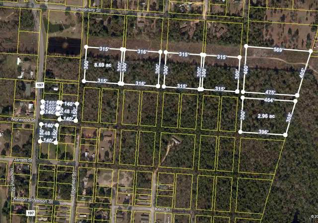 0 Floridatown Rd, Pace, FL 32571 (MLS #574598) :: Coldwell Banker Coastal Realty