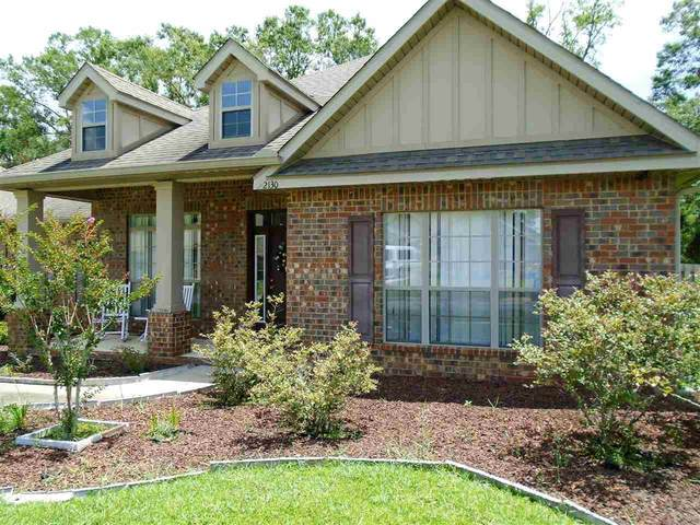 2130 Staff Dr, Cantonment, FL 32533 (MLS #574830) :: Coldwell Banker Coastal Realty