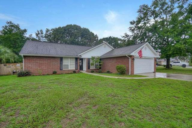 1915 Waxwing Dr, Cantonment, FL 32533 (MLS #576158) :: Connell & Company Realty, Inc.