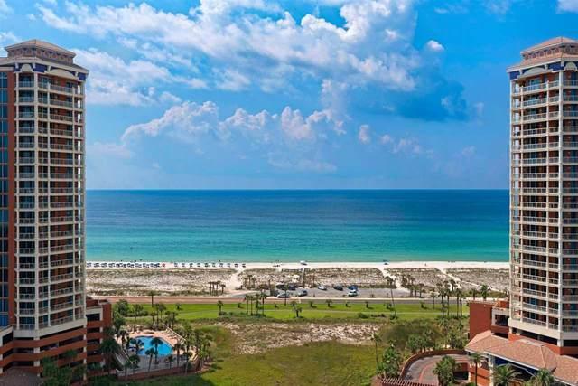 4 Portofino Dr #1405, Pensacola Beach, FL 32561 (MLS #576216) :: Connell & Company Realty, Inc.