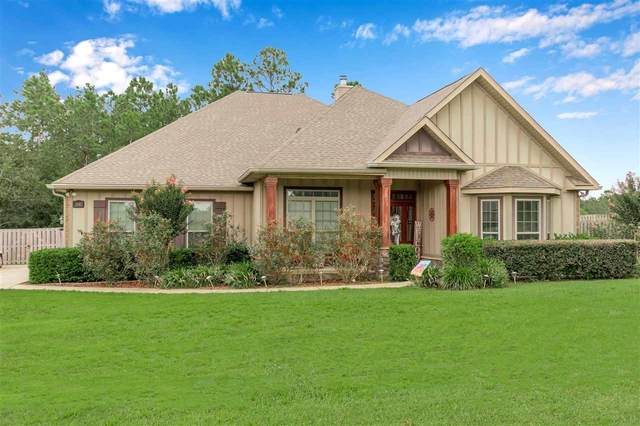 2581 Tulip Hill Rd, Pace, FL 32571 (MLS #577618) :: Coldwell Banker Coastal Realty