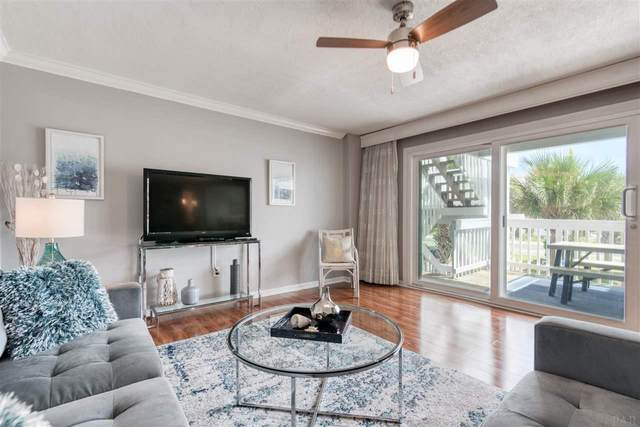 1100 Ft Pickens Rd A-9, Pensacola Beach, FL 32561 (MLS #577946) :: Coldwell Banker Coastal Realty