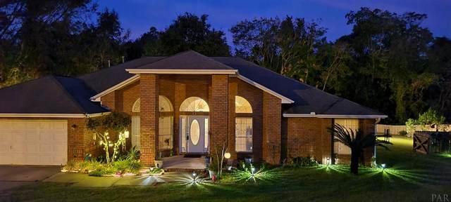6346 Summer Lakes Ln, Pensacola, FL 32504 (MLS #578191) :: Coldwell Banker Coastal Realty