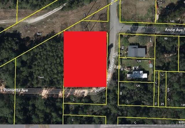 TBD Mercer Ln, Pensacola, FL 32514 (MLS #578447) :: Connell & Company Realty, Inc.