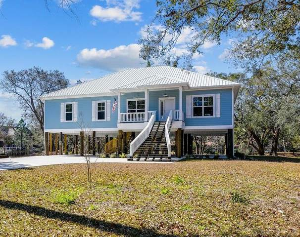5851 Red Cedar St, Pensacola, FL 32507 (MLS #578655) :: Connell & Company Realty, Inc.