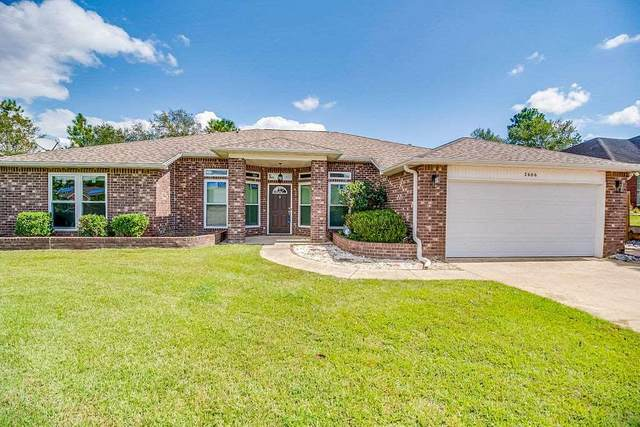 2606 Youngwood Ln, Cantonment, FL 32533 (MLS #579017) :: Levin Rinke Realty