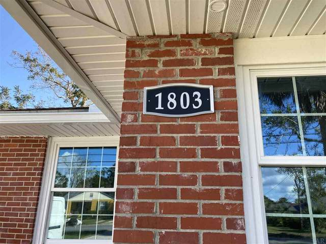 1803 E Scott St, Pensacola, FL 32503 (MLS #580075) :: The Kathy Justice Team - Better Homes and Gardens Real Estate Main Street Properties