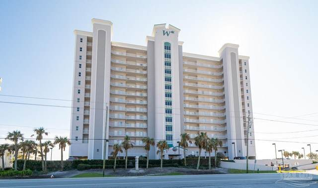 14511 Perdido Key Dr #703, Pensacola, FL 32507 (MLS #580584) :: The Kathy Justice Team - Better Homes and Gardens Real Estate Main Street Properties