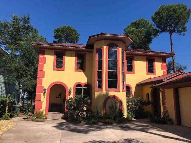 5460 North Shore Rd, Pensacola, FL 32507 (MLS #580911) :: Crye-Leike Gulf Coast Real Estate & Vacation Rentals