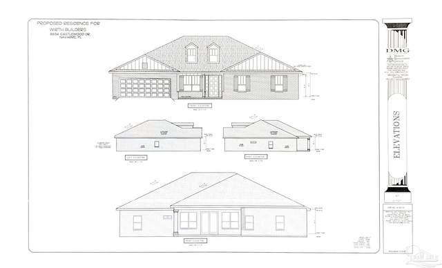 6624 Castlewood St, Navarre, FL 32566 (MLS #581260) :: Coldwell Banker Coastal Realty