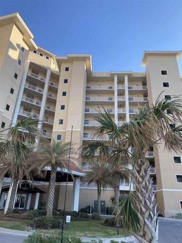 13333 Johnson Beach Rd #607, Perdido Key, FL 32507 (MLS #581333) :: HergGroup Gulf Coast