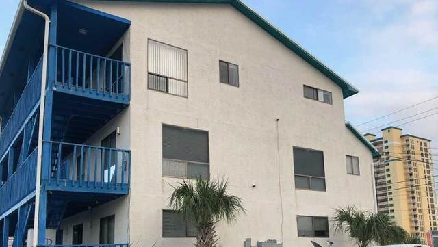 8460 Gulf Blvd #303, Navarre Beach, FL 32566 (MLS #581717) :: Connell & Company Realty, Inc.