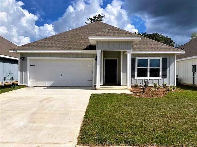 1961 Noleka Ct, Navarre, FL 32566 (MLS #582524) :: Connell & Company Realty, Inc.