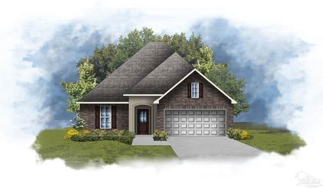 806 Avellanas Dr Lot 2, Pensacola, FL 32534 (MLS #583005) :: Coldwell Banker Coastal Realty