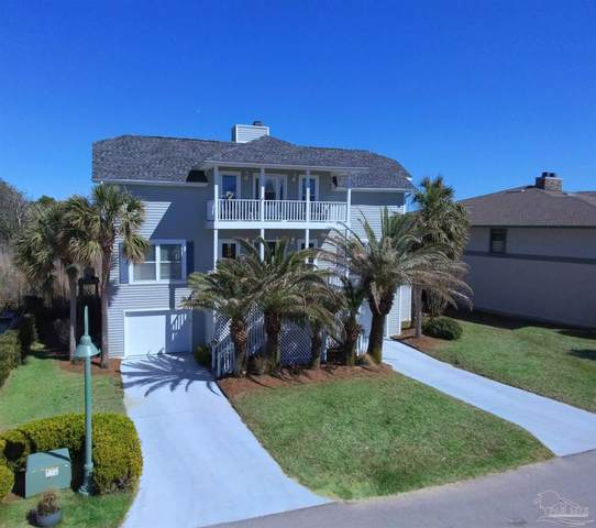 322 Deer Point Dr, Gulf Breeze, FL 32561 (MLS #583829) :: Levin Rinke Realty