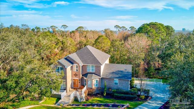 12 Shoreline Pl, Gulf Breeze, FL 32561 (MLS #584259) :: Levin Rinke Realty
