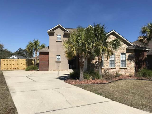 3844 Fielding Ct, Pace, FL 32571 (MLS #584996) :: Coldwell Banker Coastal Realty