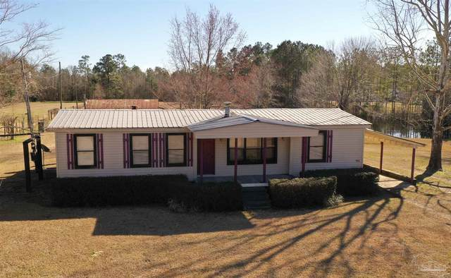 1415 Grubbs St, Atmore, AL 36502 (MLS #585061) :: Connell & Company Realty, Inc.