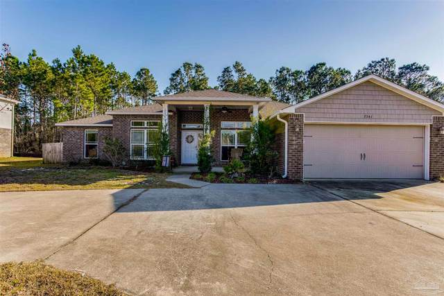 7341 Rexford St, Navarre, FL 32566 (MLS #585347) :: Crye-Leike Gulf Coast Real Estate & Vacation Rentals
