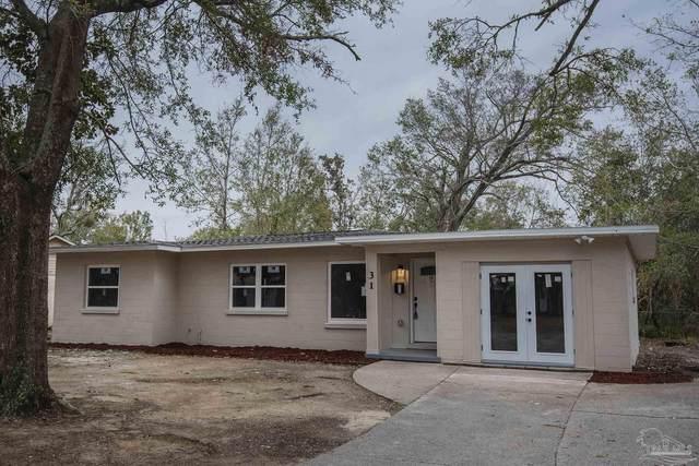 31 Escalona Ave, Pensacola, FL 32503 (MLS #585623) :: Levin Rinke Realty