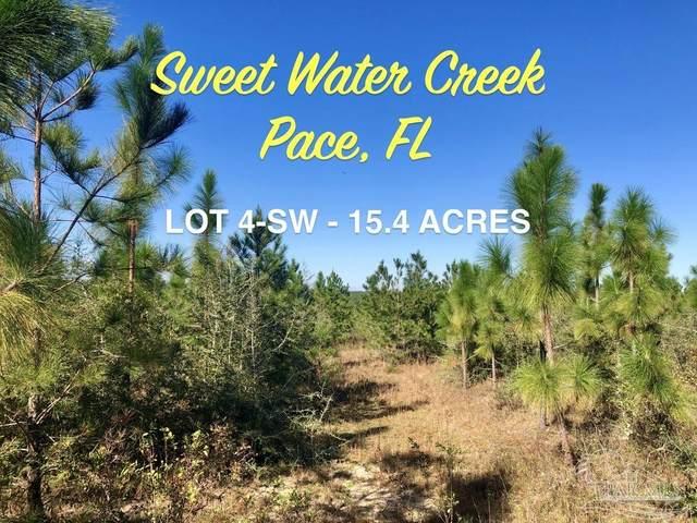 Lot 4-SW Gin Rd, Pace, FL 32571 (MLS #585792) :: Levin Rinke Realty