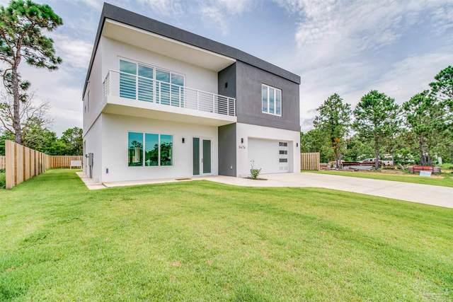 5474 Cimmeron Ct, Gulf Breeze, FL 32563 (MLS #587299) :: Vacasa Real Estate