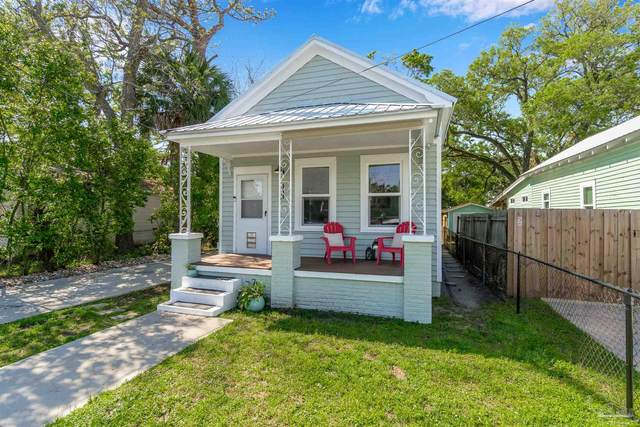 811 W Government St, Pensacola, FL 32502 (MLS #587949) :: Coldwell Banker Coastal Realty